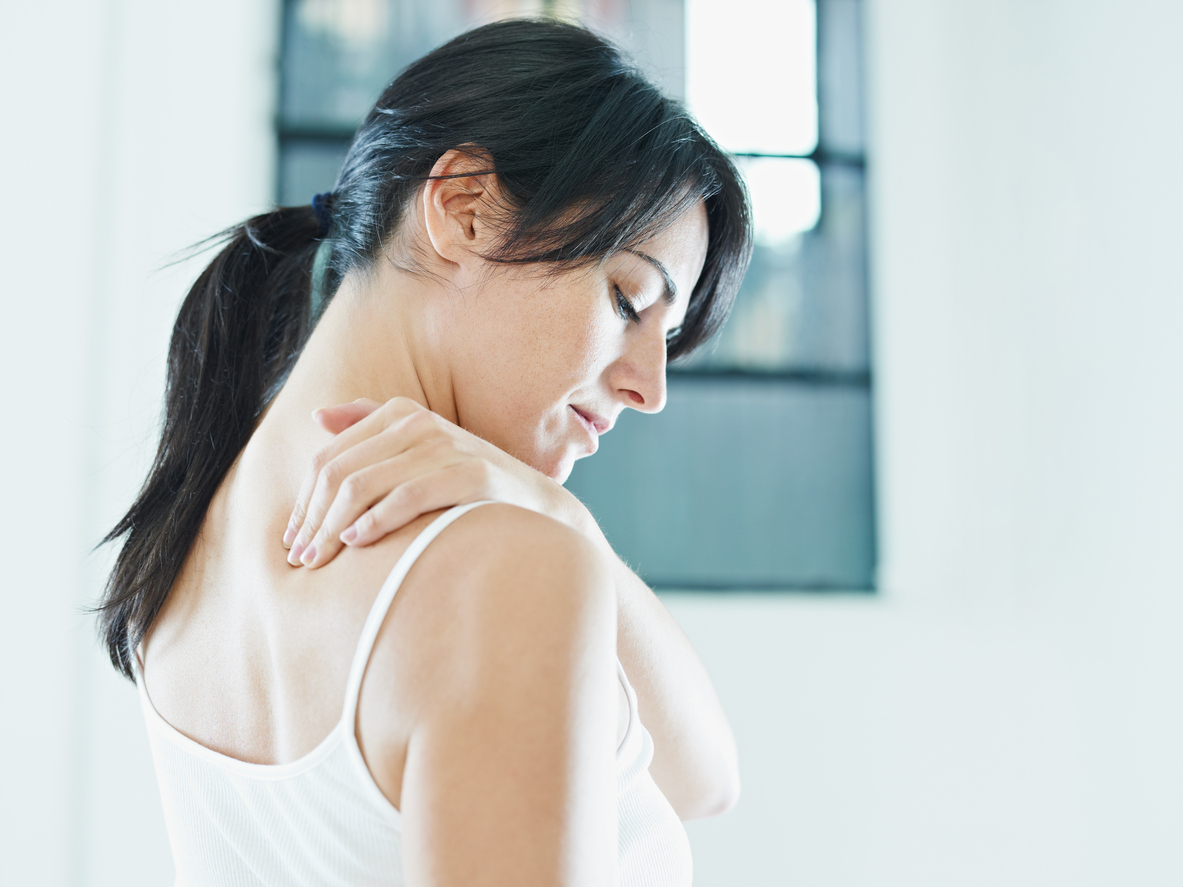How to Manage Cervical Spine Pain at Home