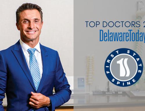 Delaware Today Top Docs 2019