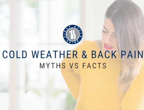 Cold Weather & Back Pain: Myths vs. Facts