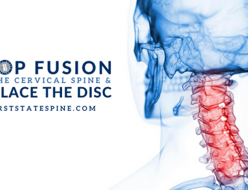 Stop Fusion of the Cervical Spine & Replace the Disc Instead