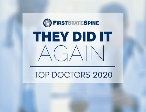Delaware Today Top Docs 2020