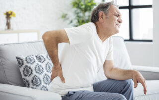 triggers of lower back pain
