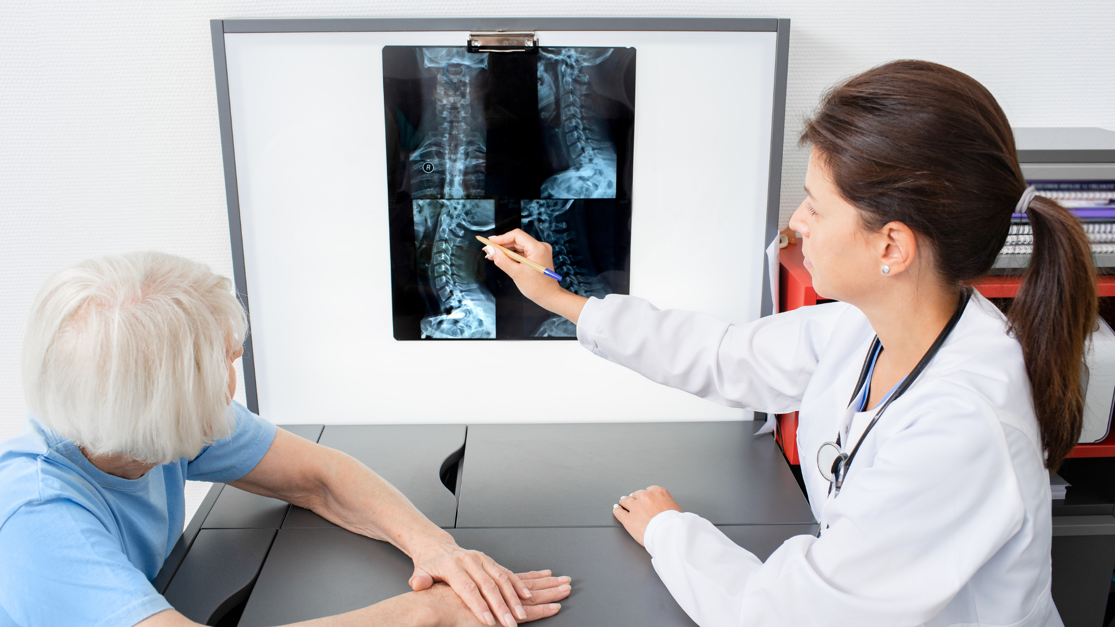 Compression Fractures and Osteoporosis
